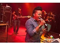 BACKING VOCALISTS AND MUSICIANS REQUIRED -GUITAR; BONGO DRUMS;KEYBOARDS; BASS; VIOLIN
