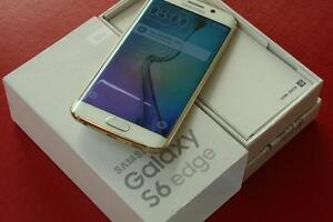 Samsung Galaxy S6  EDGE 32GB  UNLOCKED 349.99 today only