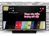 40 LG Smart Built In Freeview HD - WiFi with webOS - New condition
