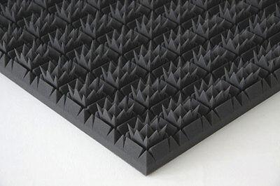 Pyramidenschaumstoff Königspyramiden Absorber Akustik Schaumstoff PUR Schaum