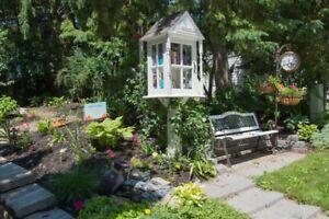 Paris Horticultural Society Garden Tour