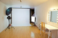 Photo studio for rent - (plateau, 1 min from metro)