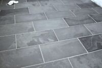 25 years of experience tiling