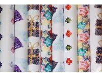 Job Lot of Gift Wrap x250 sheets