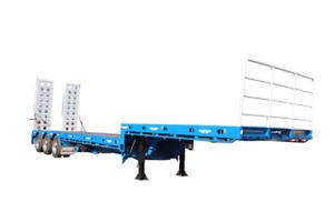 DROP DECK TRAILER   Freightmore Transport   2021 Berkeley Vale Wyong Area Preview