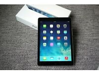 Nearly New Ipad Air 16GB with Cellular Wifi
