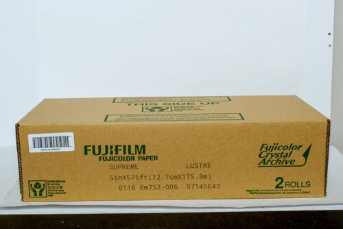 Fujifilm Fuji Color Paper Supreme Lustre 5 x 575