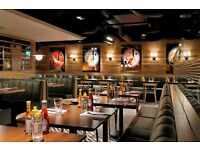 Ambitious Assistant Manager Wanted for Premium Bar & Restaurant Venue