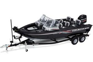 2017 Targa™ V-20 Combo w/ 150 XL FourStroke and Trailer