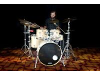 TOP LONDON DRUMMER GIVE YOU AMAZING DRUM LESSONS