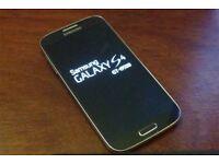 SAMSUNG GALAXY S4 / GOOD CONDITION /CASH OR SWAPS