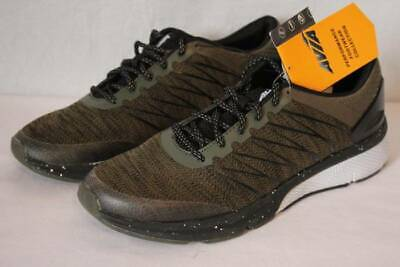 Mens AVIA Tennis Shoes Size 9 1/2 Green Black Athletic Sneakers Running Sports ()