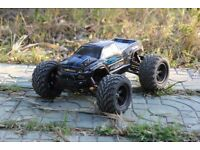 high speed rc monster truck off road