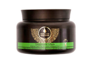 Moroccan Gold Series hair treatment - traitement capillaire NEW