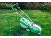 "Viking/Stihl Electric Lawn Mower ME 235 13""/33cm cutting width. Nearly new condition"