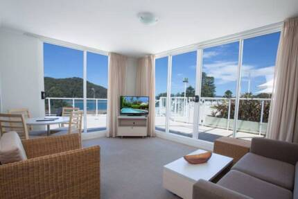 Very Front Unit=Apartment The Mantra Resort Ettalong Beach front