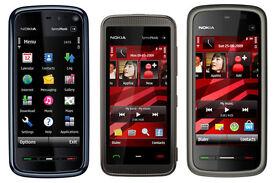 *Good Condition* Classic Nokia 5230 Retro Mobile Phone *Unlocked* Lyca/Libera/Giff Gaff