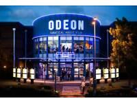 Odeon Vue Showcase Cinema Tickets