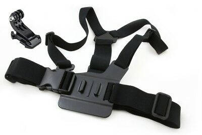 Chesty Mount GoPro Harness (With J-Mount Quick Release Buckle Mount Base), used for sale  Gresham