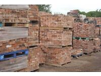 RECLAIMED BELFAST OLD BRICK WANTED 8000 BRICK 16 PALLETS CASH BUYER CAN COLLECT