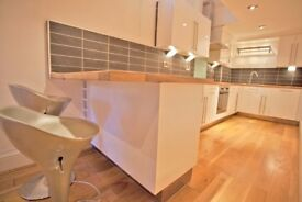A stunning, modern 1 bedroom flat with private patio in Putney available to rent