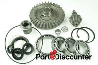 NEW RHINO 660 450 FRONT DIFFERENTIAL REBUILD KIT RING AND PINION