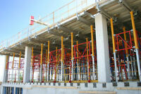 Complete Aluminum Formwork Shoring System