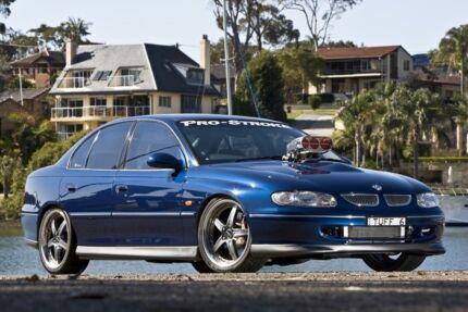 1998 Holden VT Calais S1