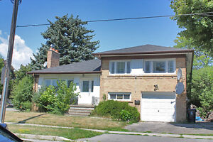 House for Lease, Willowdale East