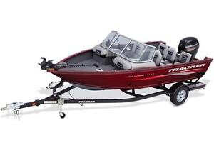 Pro Guide™ V-175 Combo w/ 90 EXLPT FourStroke and Trailer