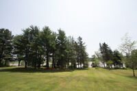 RIVER FRONT LOT! Must See