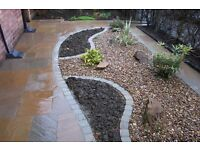 Gardens/Turfing/Fence/Paving/Block Paving/Driveways/Patios/Summer House