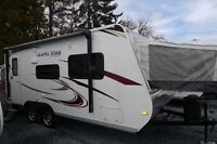 2014 Starcraft Travel Star Expandable 207RB