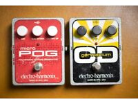 MICRO POG and GERMANIUM OverDrive