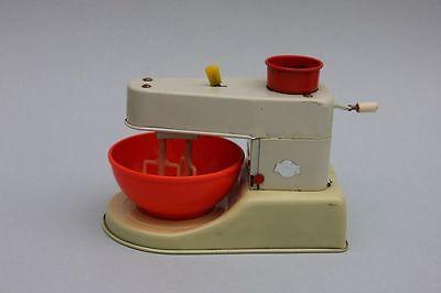 Mechanische Küchenmaschine für die Puppenküche, 1960er Jahre