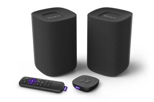 Roku TV Wireless Speakers - 9030R2 - New 100%