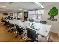Stunning Private Office in Central, up to 20 desks in beautiful setting, WIFI & Rooftop meeting room