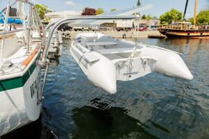 KINGSTON MARINE DAVITS - NEW $1250. OBO