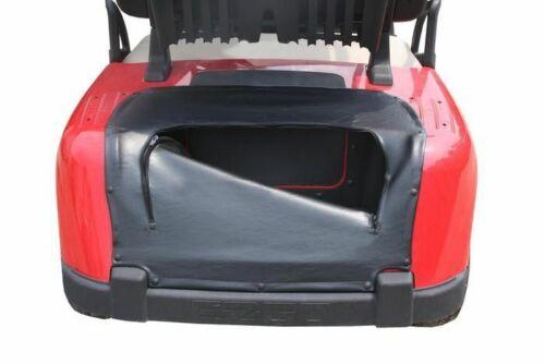 E-Z-GO Rxv 2-Passenger Tonneau Cover Black Part #609038 Textron golf cart EZ-GO