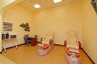 Spa packages, massage, facial, laser, manicure/pedicure
