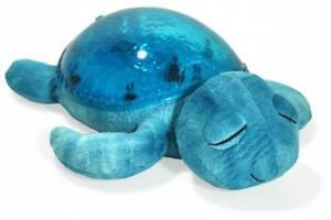 Veilleuse Tranquil Turtle™ Aqua avec Mélodies Apaisantes