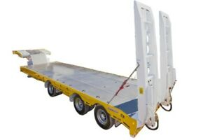 New Triaxle Low Loader For Sale   Freightmore Transport   2021 Berkeley Vale Wyong Area Preview