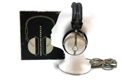 Vintage Teac Hp - 101 Stereo Headphones