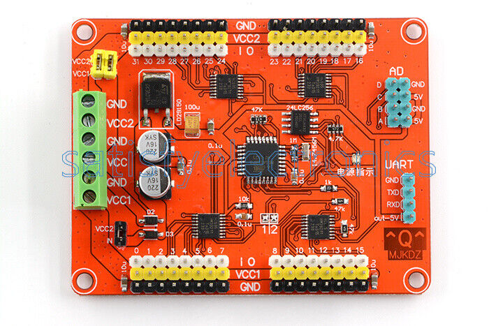 1X 32 Servo Control Board SSC-32 Servo Control Board Servo Control Board Module