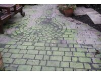 Block paving FREE with delivery in Watford