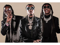 MIGOS - O2 ACADEMY BRIXTON LONDON - TUESDAY 20TH MARCH 2018