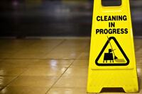 * Experienced Residential Cleaner looking for odd jobs *