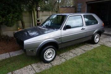 Volkswagen - Golf ABF Project - 1989