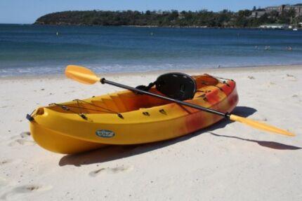 NEW - Winner Velocity Kayak