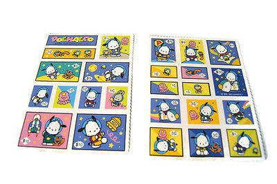Vintage Pochacco Stickers 1996  Sanrio